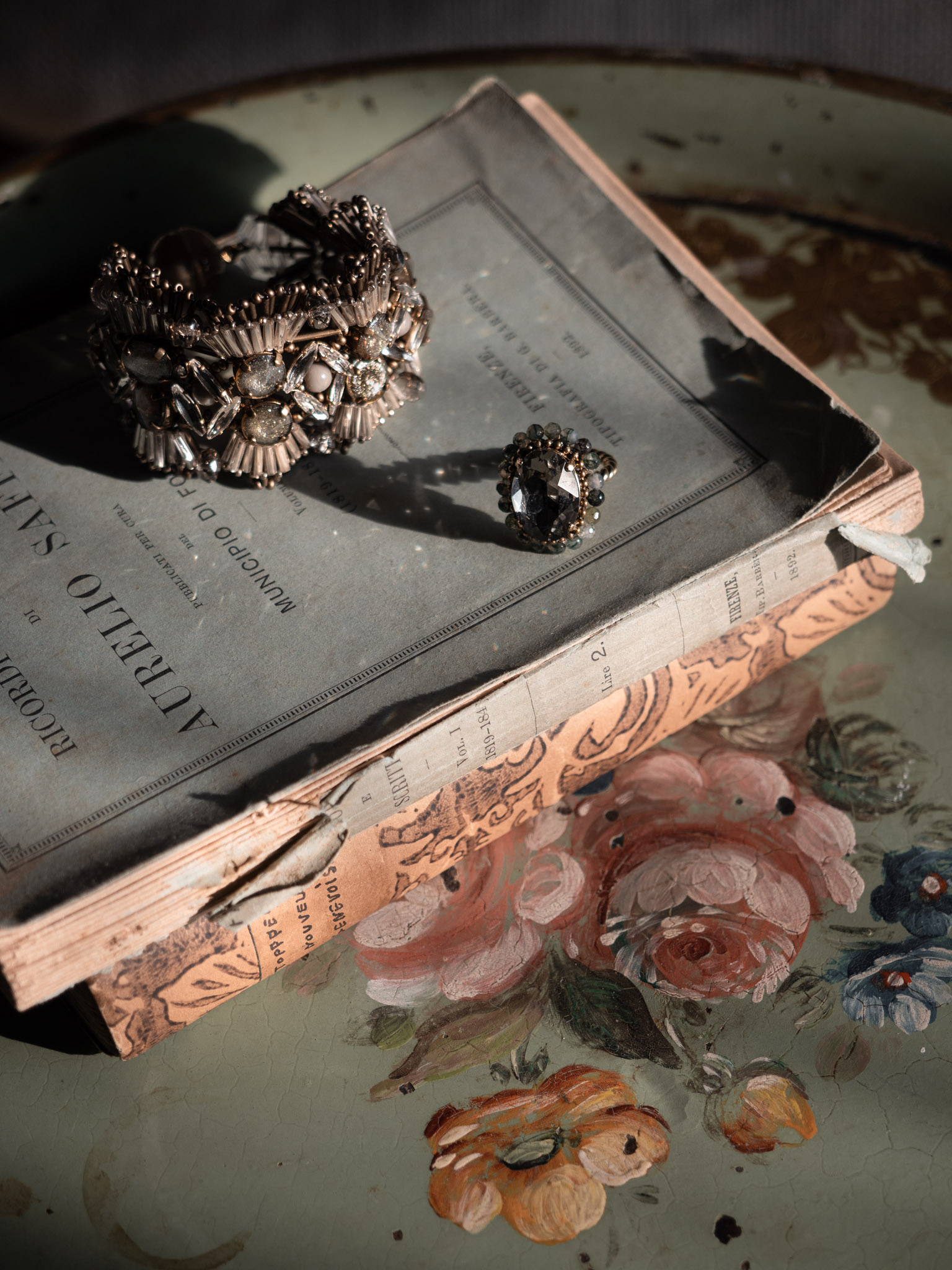 Tata Borello handmade bijoux