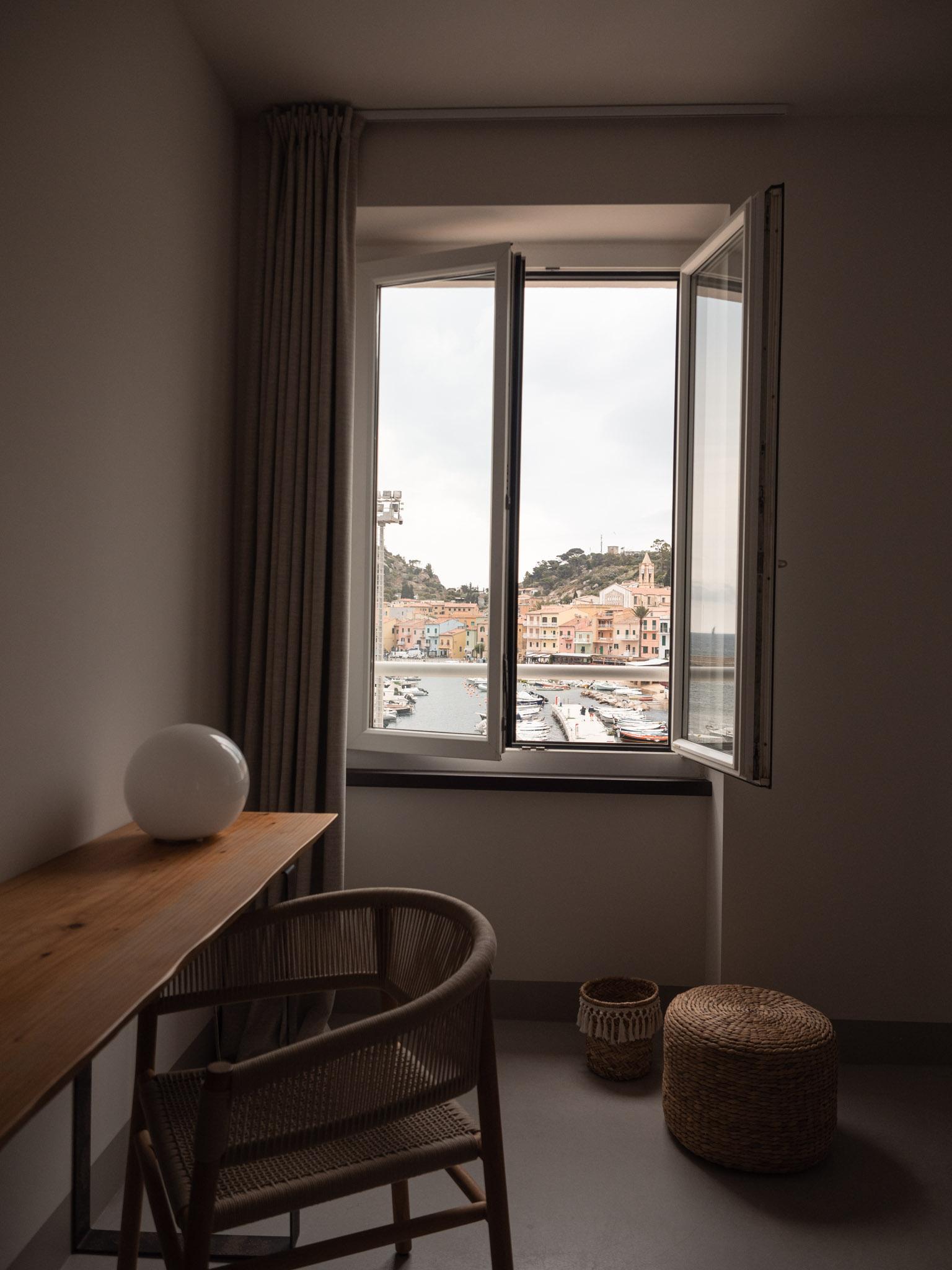 La Guardia Hotel Giglio Island Tuscany Italy