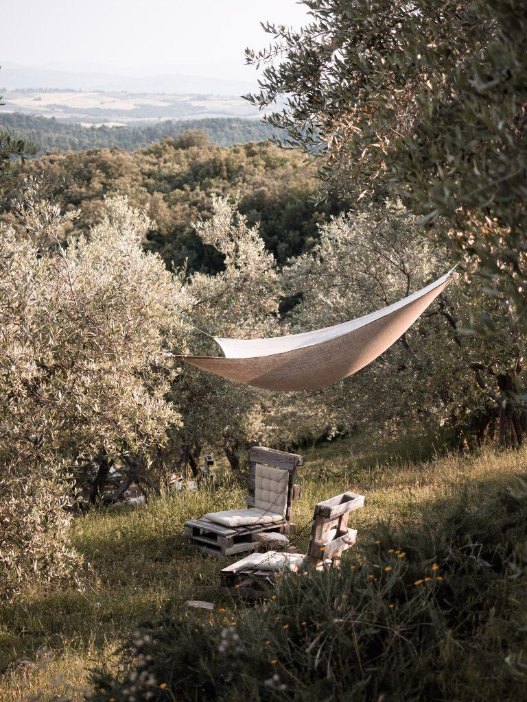 The Lazy Olive Glamping, Tuscany Italy