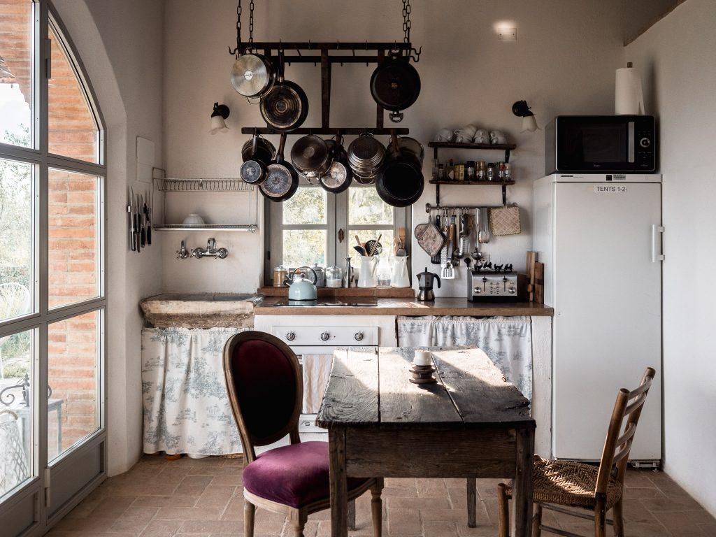 The Lazy Olive Glamping Tuscany Italy