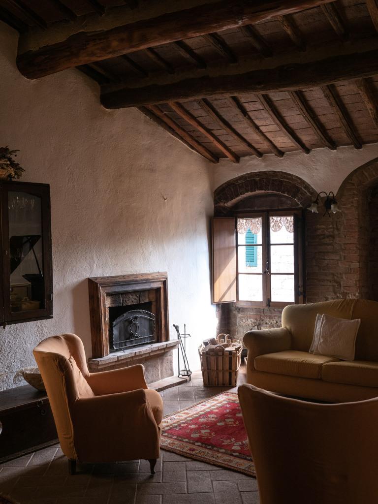 Locanda del Loggiato, Bagno Vignoni (Toscana)