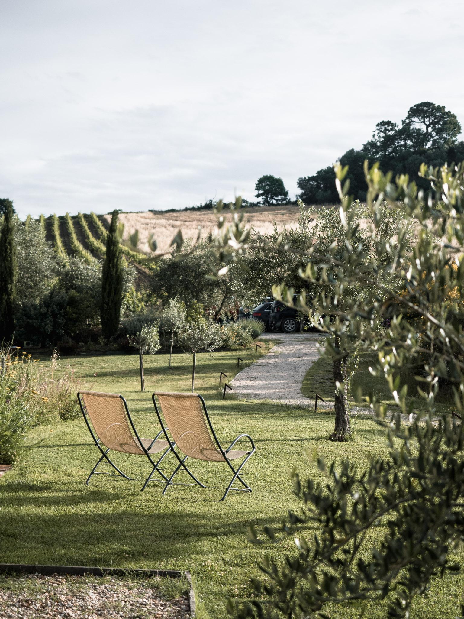 Follonico Farmhouse, Tuscany