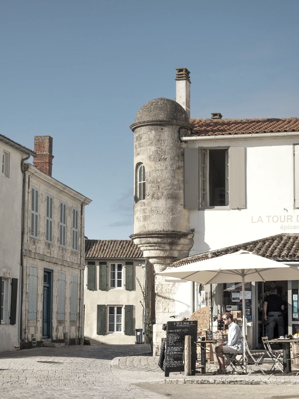 La Tour du Sénéchal, Ars-en-Ré