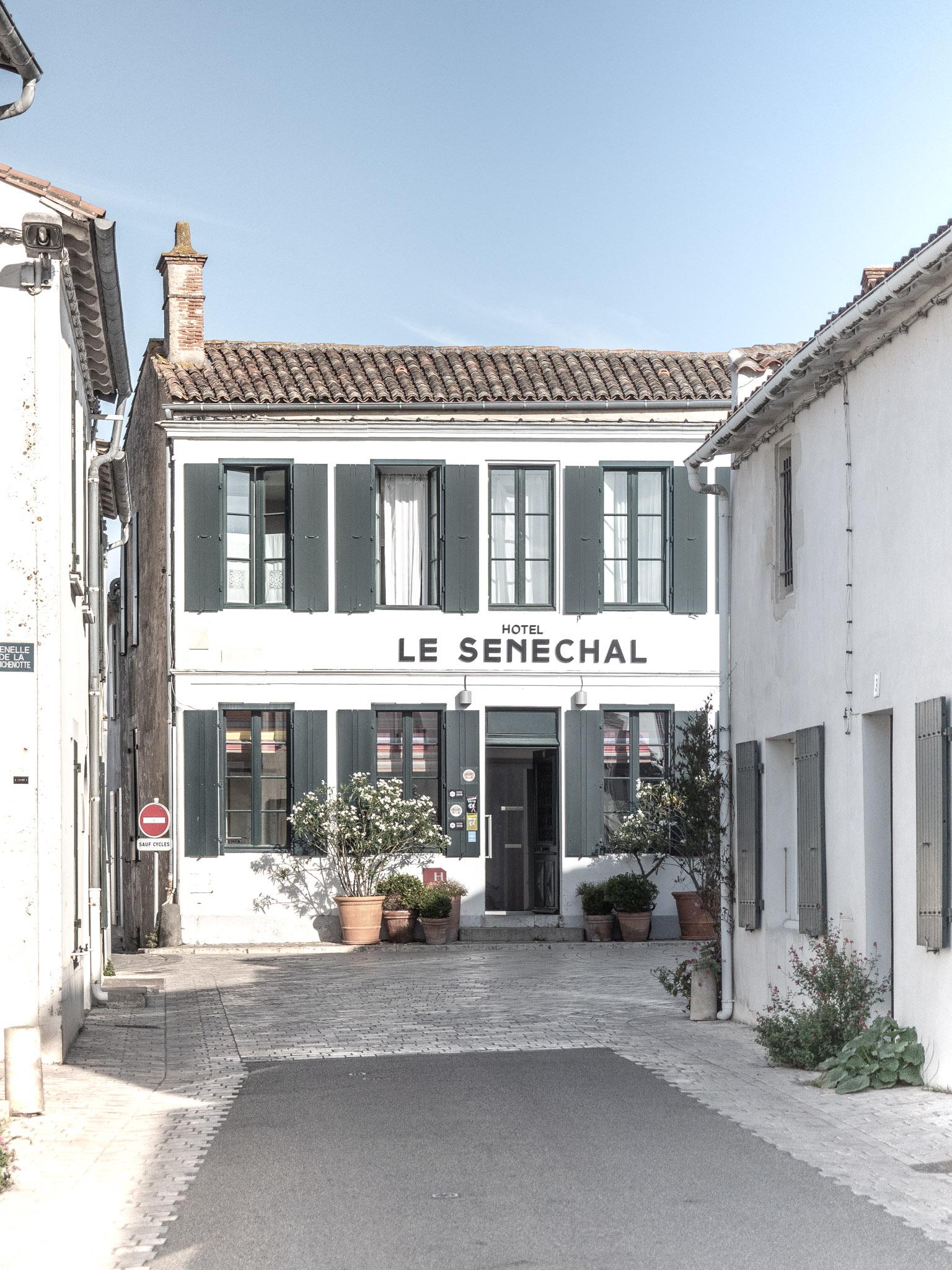 Hotel Le Sénéchal, Ars-en-Ré - Île de Ré