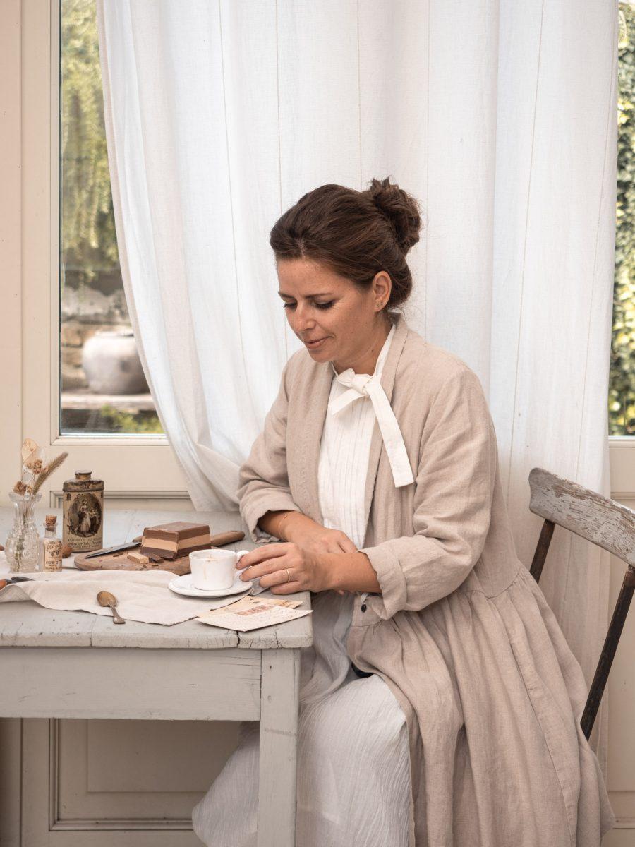 Simpy Linen Creations, Serena Camarlinghi