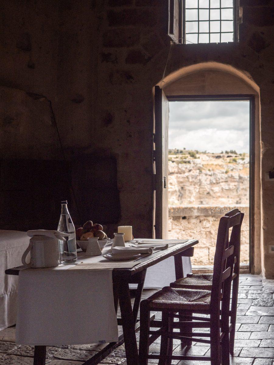 Le Grotte della Civita, Albergo Diffuso Matera